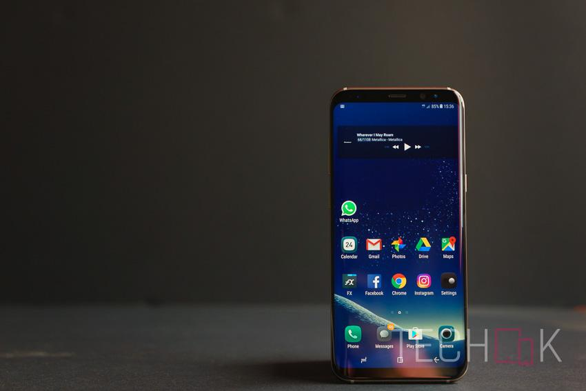 Samsung Galaxy S8 Android 8.0 Oreo's cancellation explained