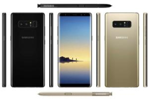 Customers who pre-order Samsung Galaxy Note 8 will get exciting freebies