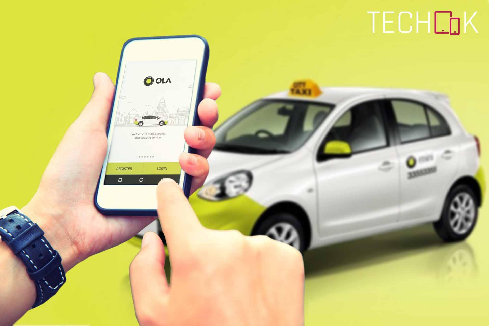 How to book Ola cab ride in advance for later date | Technology News