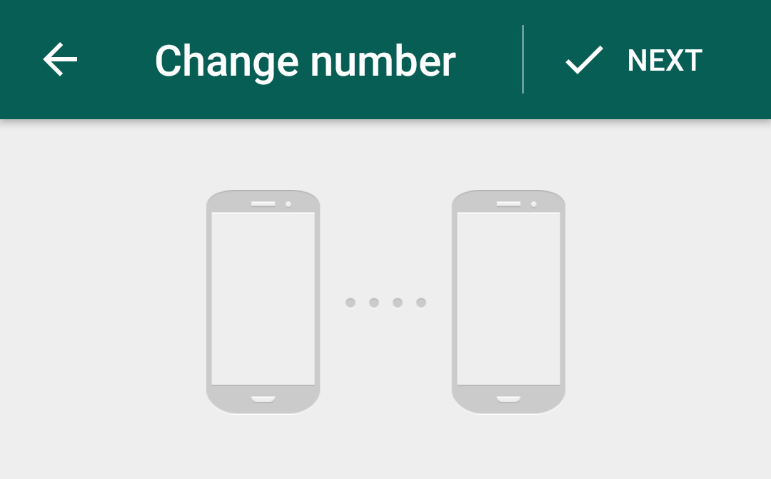how-to-change-number-whatsapp