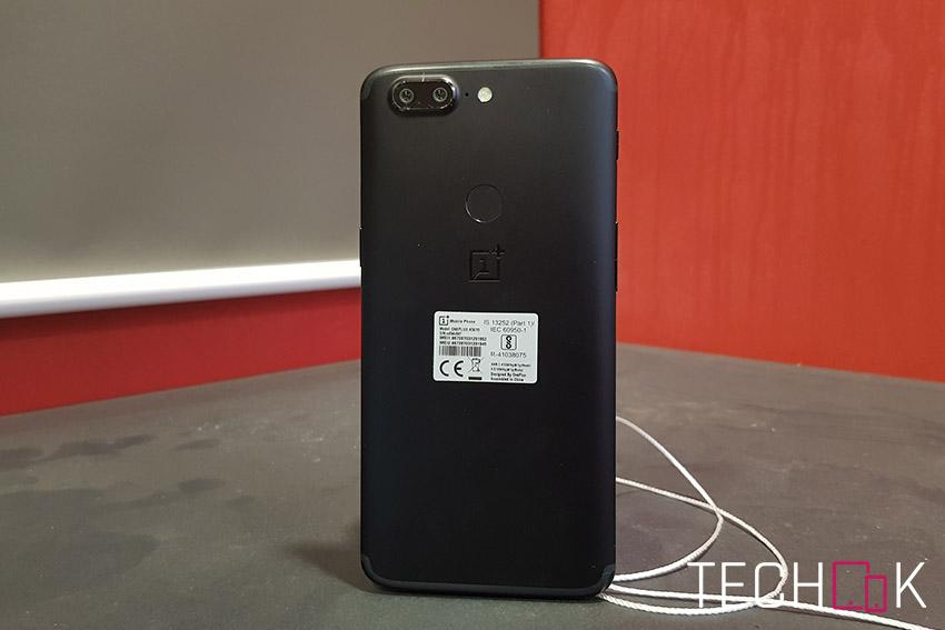 The OnePlus 5T now packs 20MP dual rear sensors