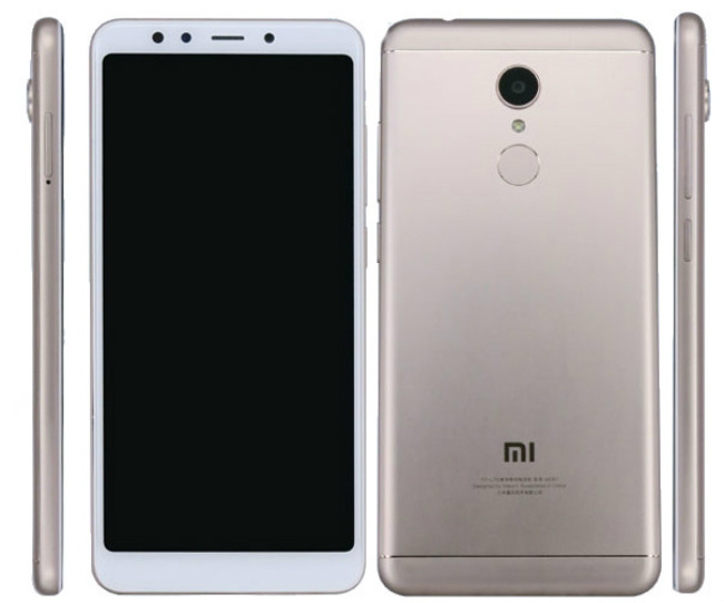 Alleged Xiaomi Redmi 5 appears on TENAA