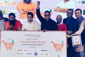 Patanjali goes online full throttle; partners with several e-tailers including Flipkart & Amazon