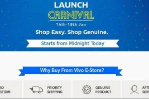 Vivo E-store launched in India; Discounts available on various smartphones