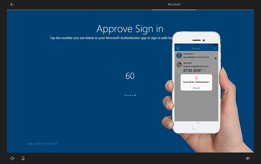 Microsoft is testing authenticator logins for Windows 10 S users
