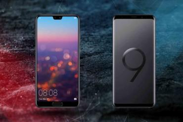 Huawei P20 Pro Vs Samsung Galaxy S9+: What's similar and what's not?